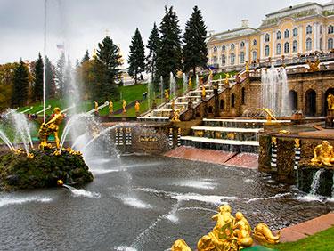 Viajes en Grupo a las Capitales Rusas