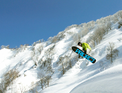 Japan Alps Ski Experience