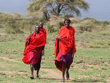 Viajes en Grupo a Tanzania