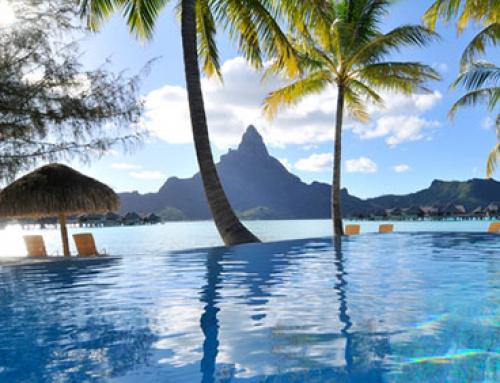 El paraíso de Polinesia