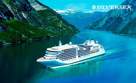 Viajes en crucero. Silversea Cruises