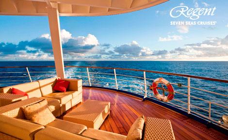 Viajes en crucero. Regent Seven Seas Cruises