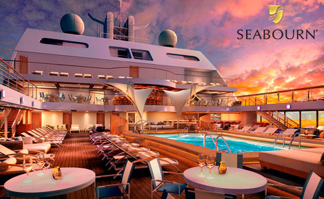 Viajes en crucero. Seabourn Cruise Line