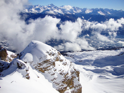 Viaje de Ski en Suiza