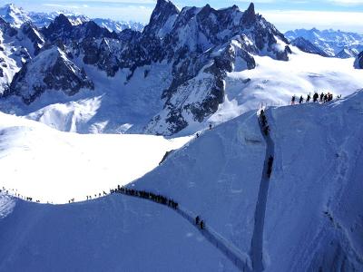 Viaje de Ski en Francia