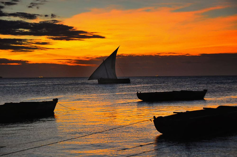 Viajar por Kenia y Zanzibar-amanecer