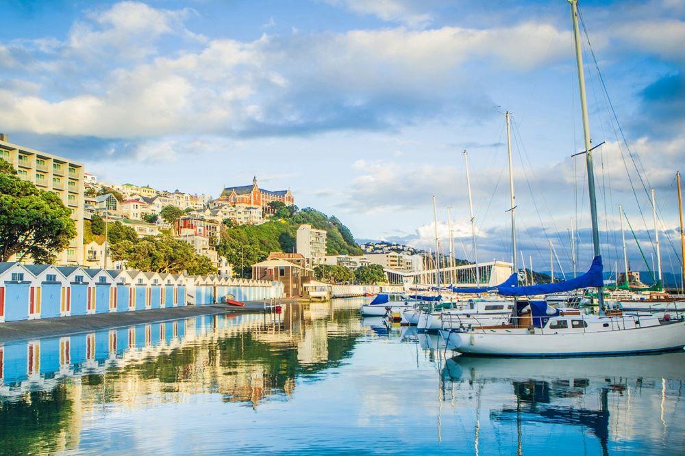 Viajar a Nueva Zelanda-wellington