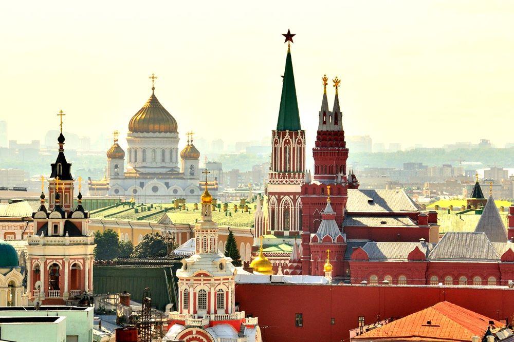 Viajar a Rusia-moscu