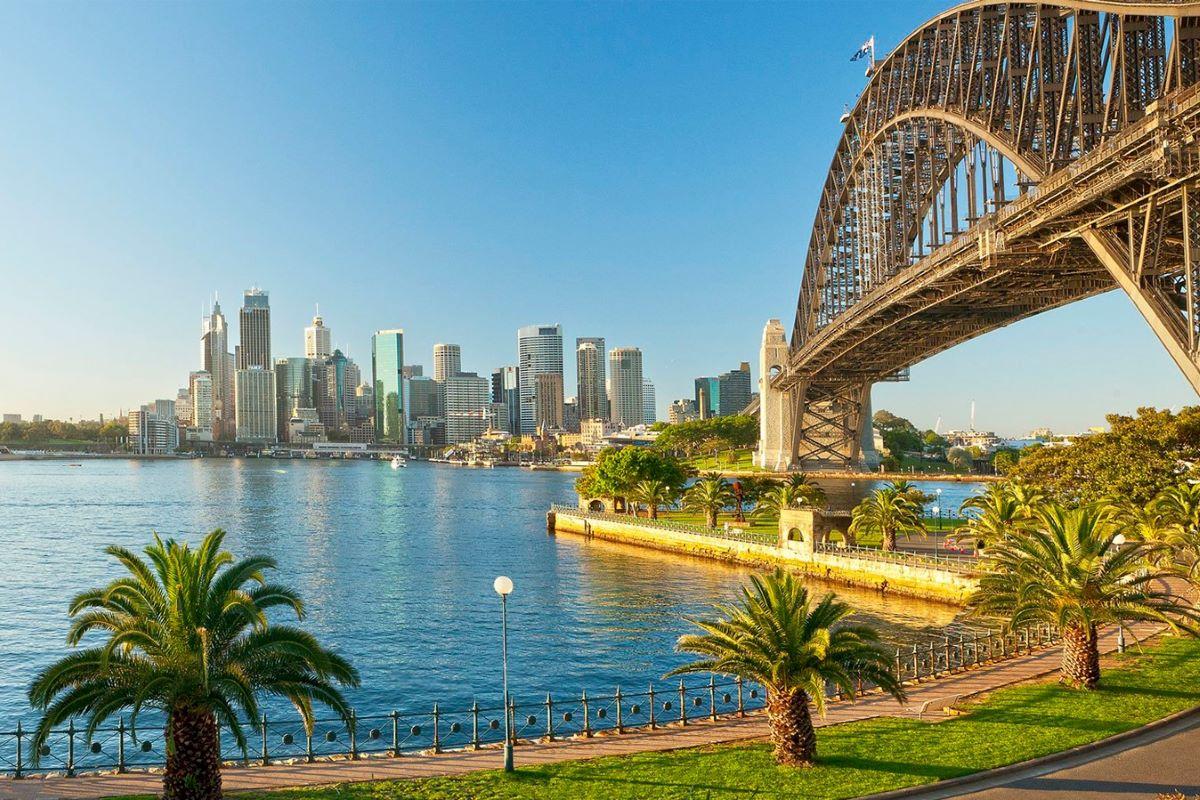 Viajar a Australia-sydney-puente