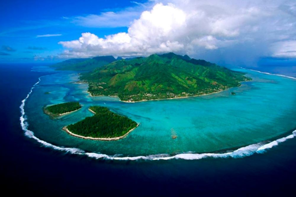 Viajar por Polinesia-isla_moorea
