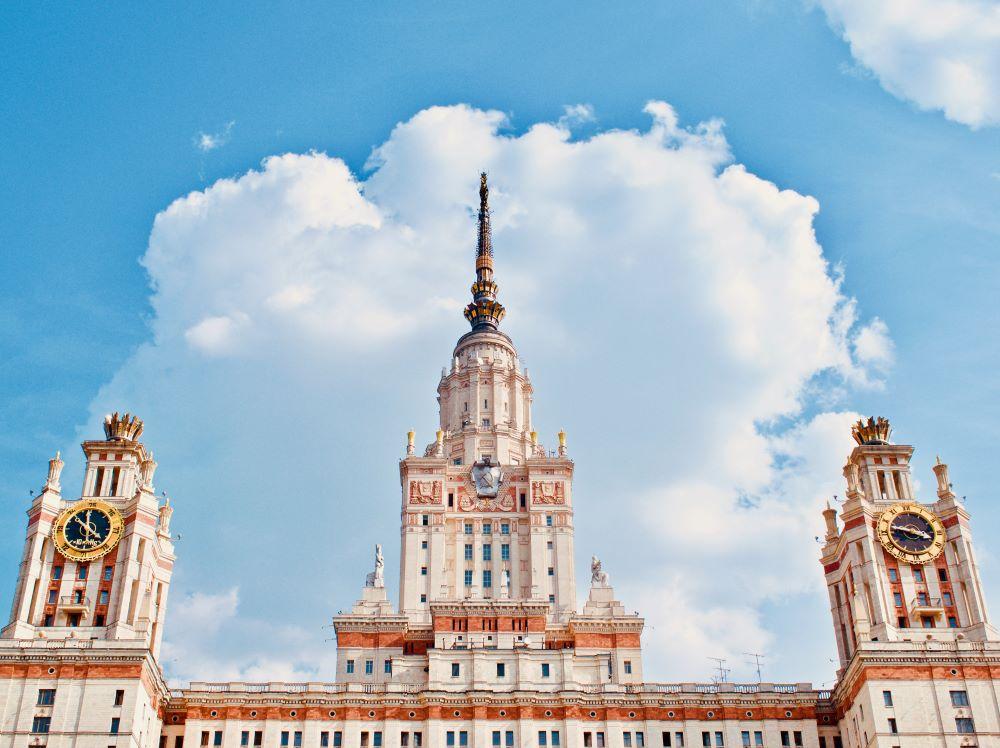 Viajar a Rusia-universidad-moscu