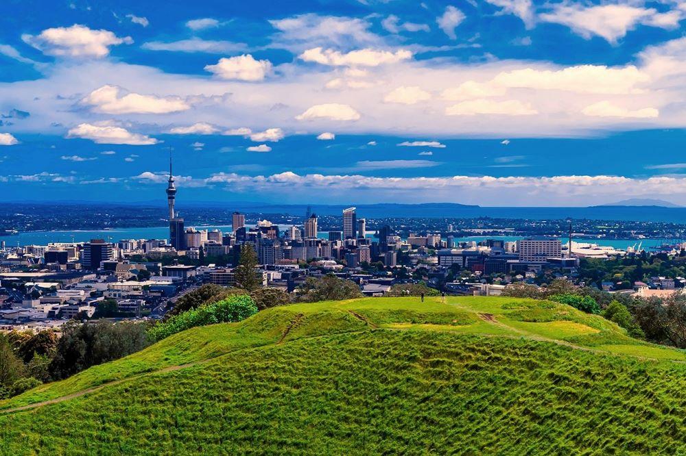 Viajar a Nueva Zelanda-auckland-vistas