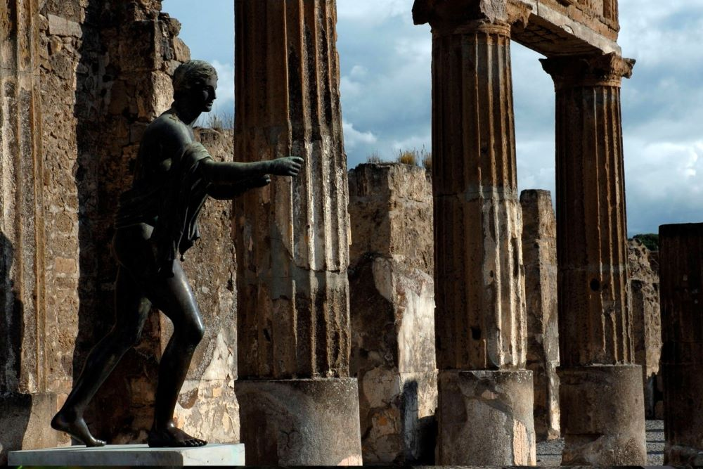 Viajar a Italia-pompeya
