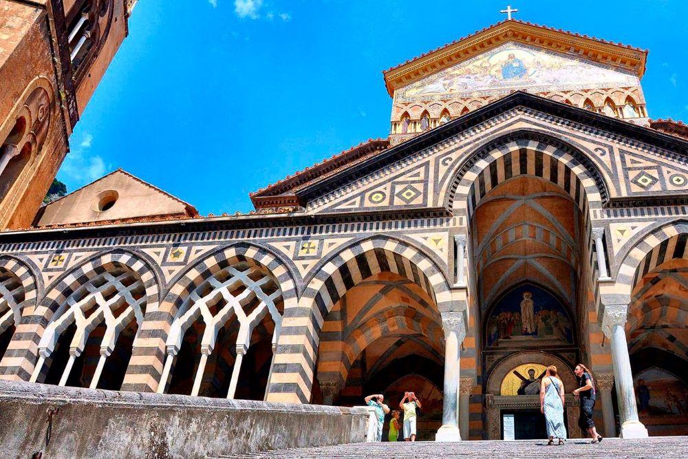 Viajar a Italia-amalfi