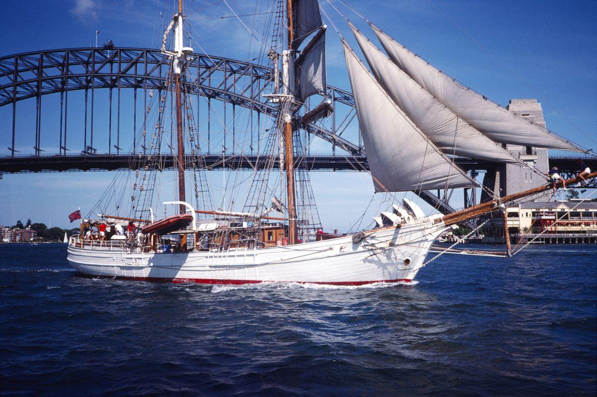 Viajar a Australia-crucero-sidney