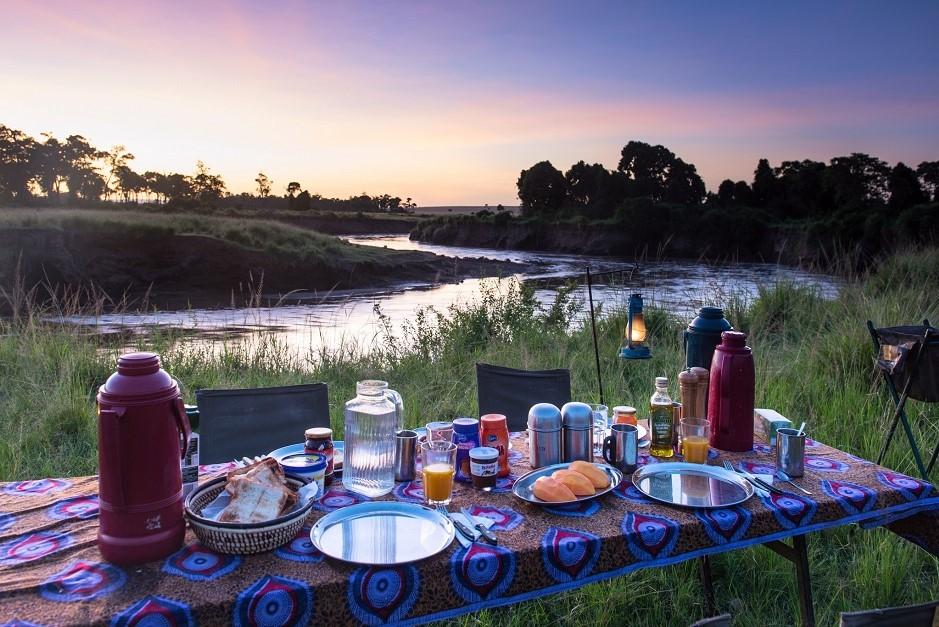 Viajar por Kenia y Zanzibar-fly-camp