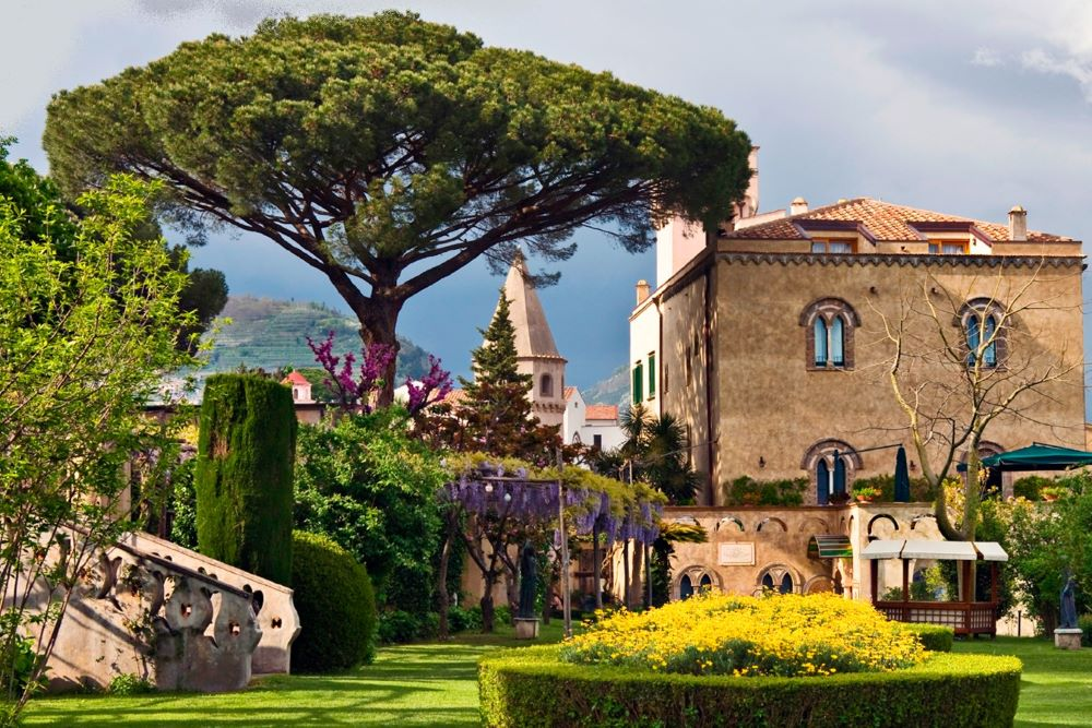 Viajar a Italia-ravello