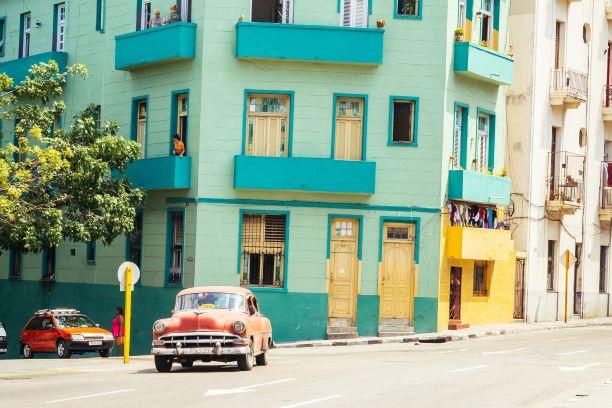Viaje Cuba-coche