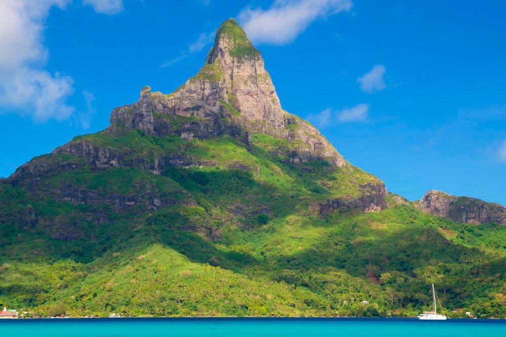 Viajar por Polinesia-bora-bora-mount-otemanu