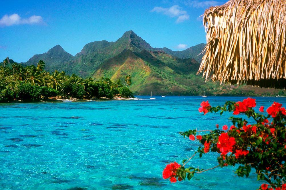Viajar por Polinesia-bora-bora-paisaje