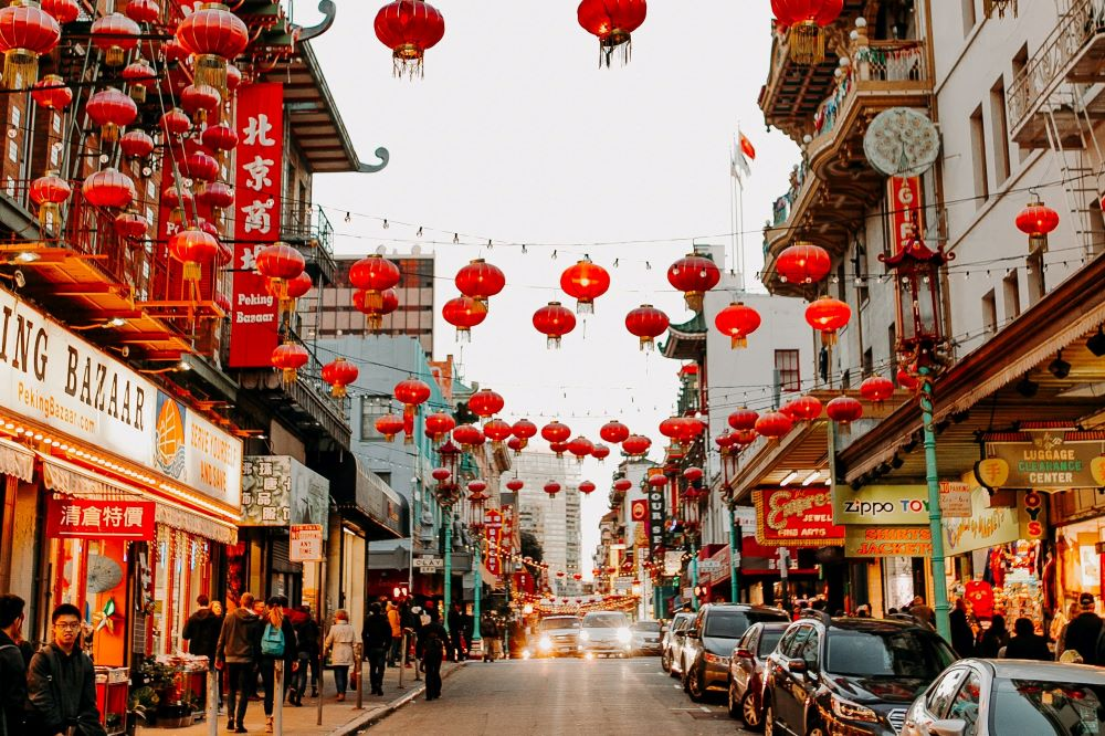 Viajar por EEUU-chinatown