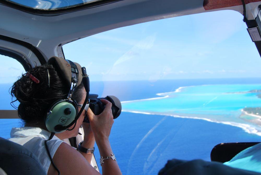 Viajar por Polinesia-helicoptero-bora-bora