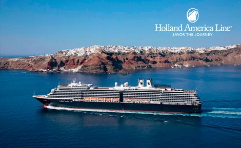 Cruceros Holland America Line