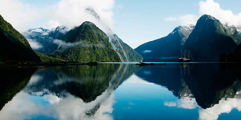 Viajes en Grupo a Nueva Zelanda