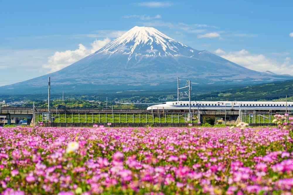Viajar por japon-tren-bala