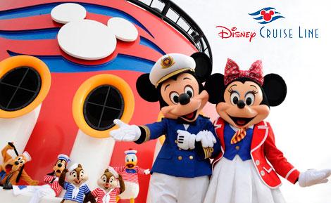 Viajes en cruceros fluviales. Disney Cruise Line