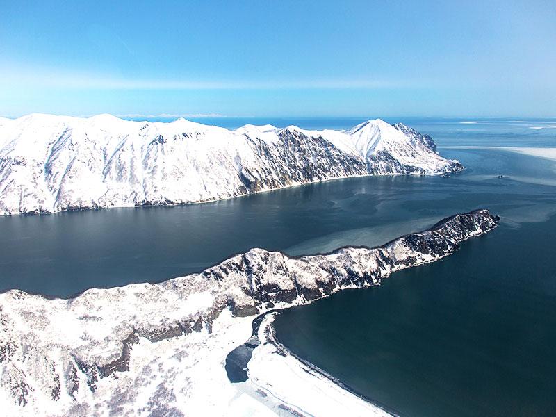 Viaje de Ski. Heliski en Kamchatka