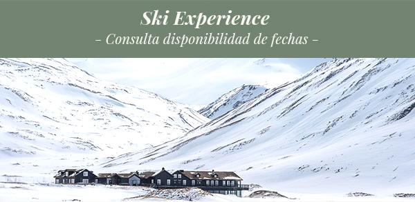 Viajes de Ski para fin de año