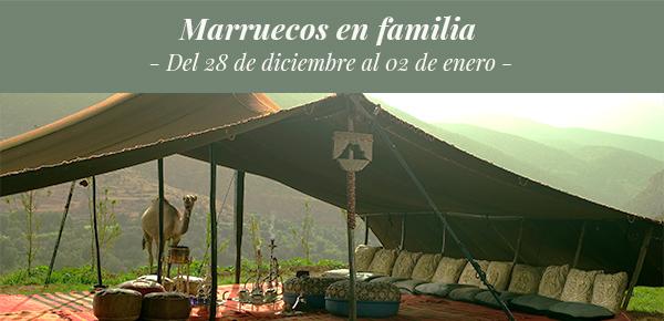 Viaje en familia a Marruecos para fin de año