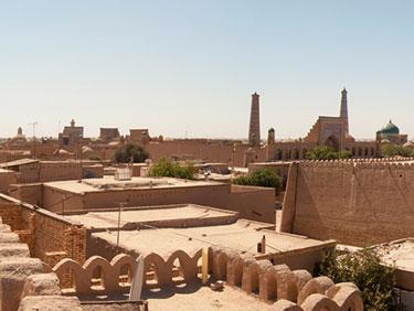 Viaje a Uzbekistan con NUBA Everywhere