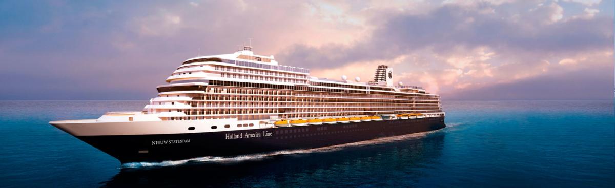 Crucero con Nuba Everywhere y Holland America Line
