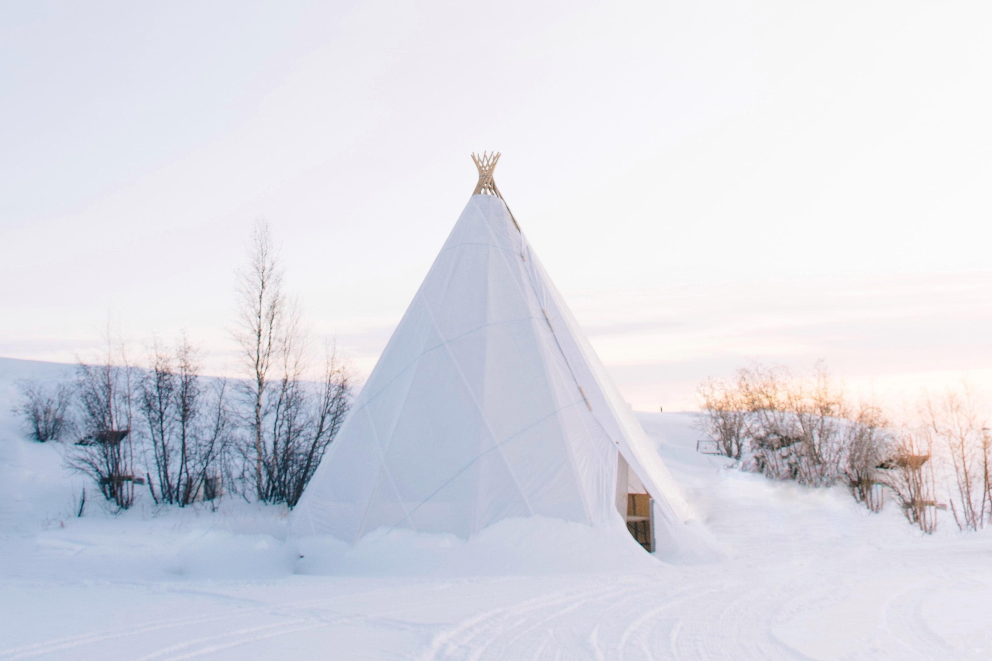 Ruka. En familia a Laponia.NUBA everywhere. Samis