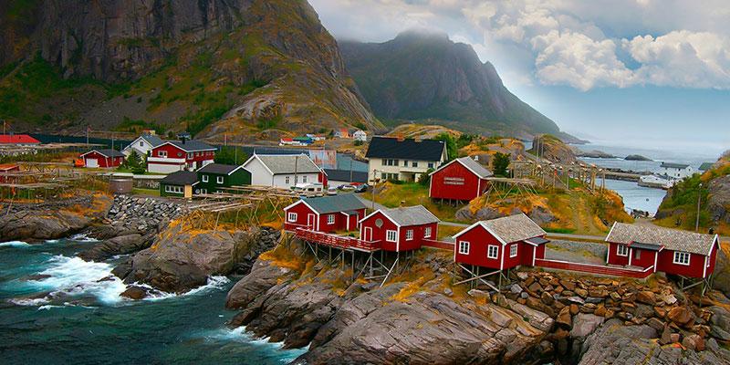 Conoce el Ártico Noruego con NUBA Everywhere