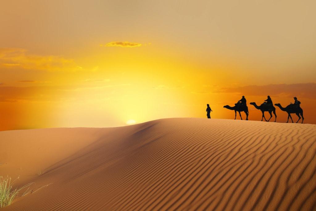 En busca de los Reyes Magos. Marruecos sur. NUBA Everywhere. Dunas Sahara