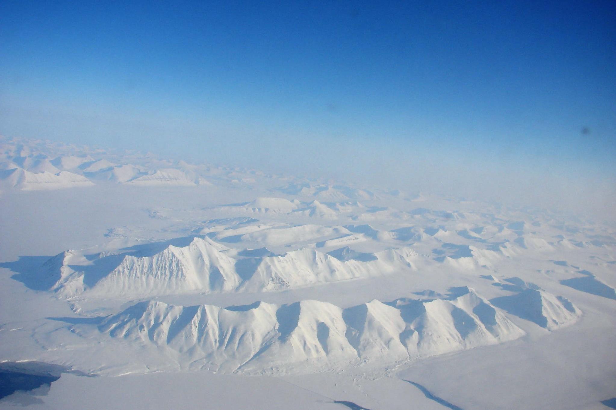 La gran experiencia polar. Ártico noruego. NUBA Everywhere. Svalbard