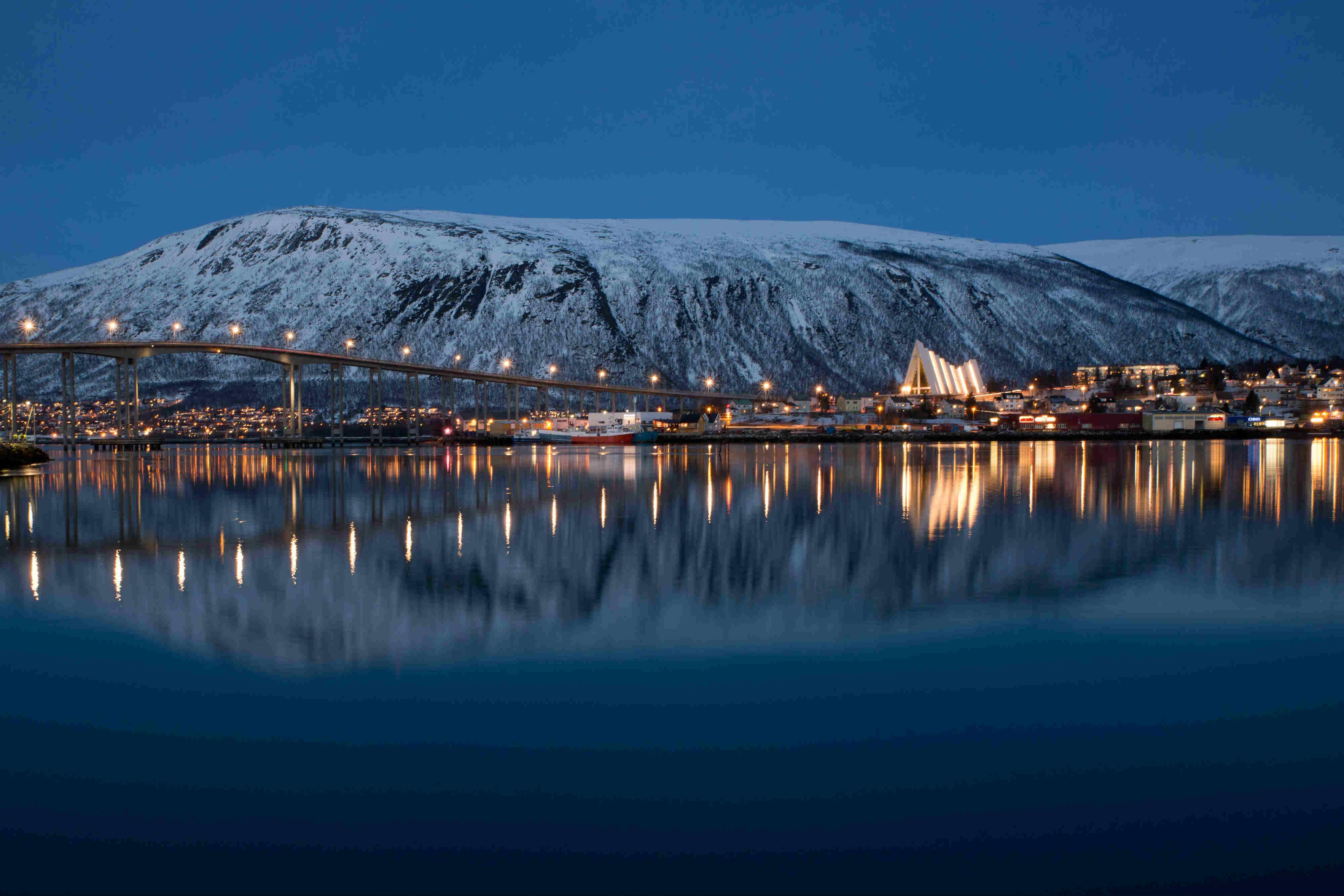 La gran experiencia polar. Ártico noruego. NUBA Everywhere. Tromso