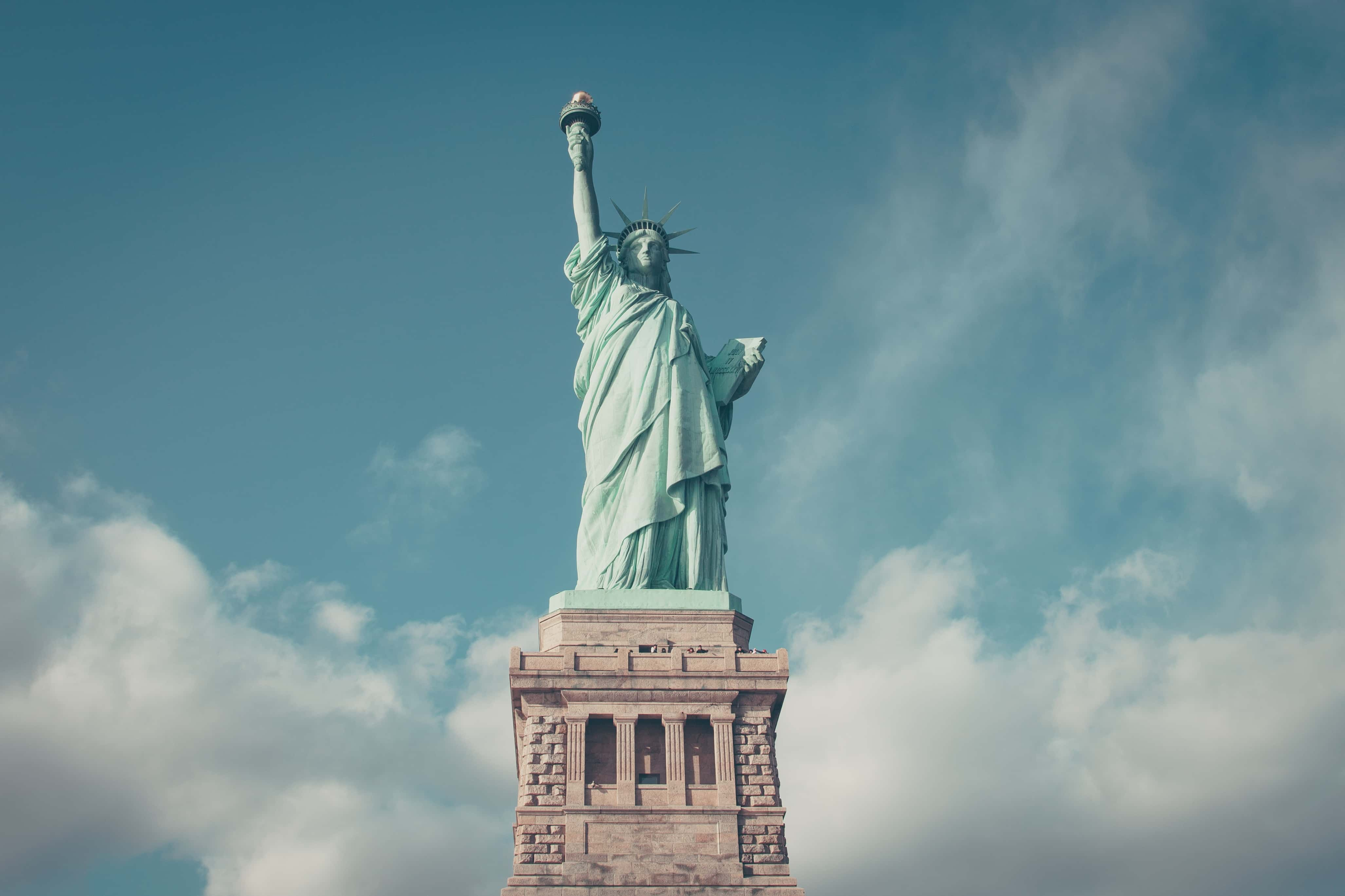 Nueva York de compras. NUBA Everywhere. Estatua de la libertad