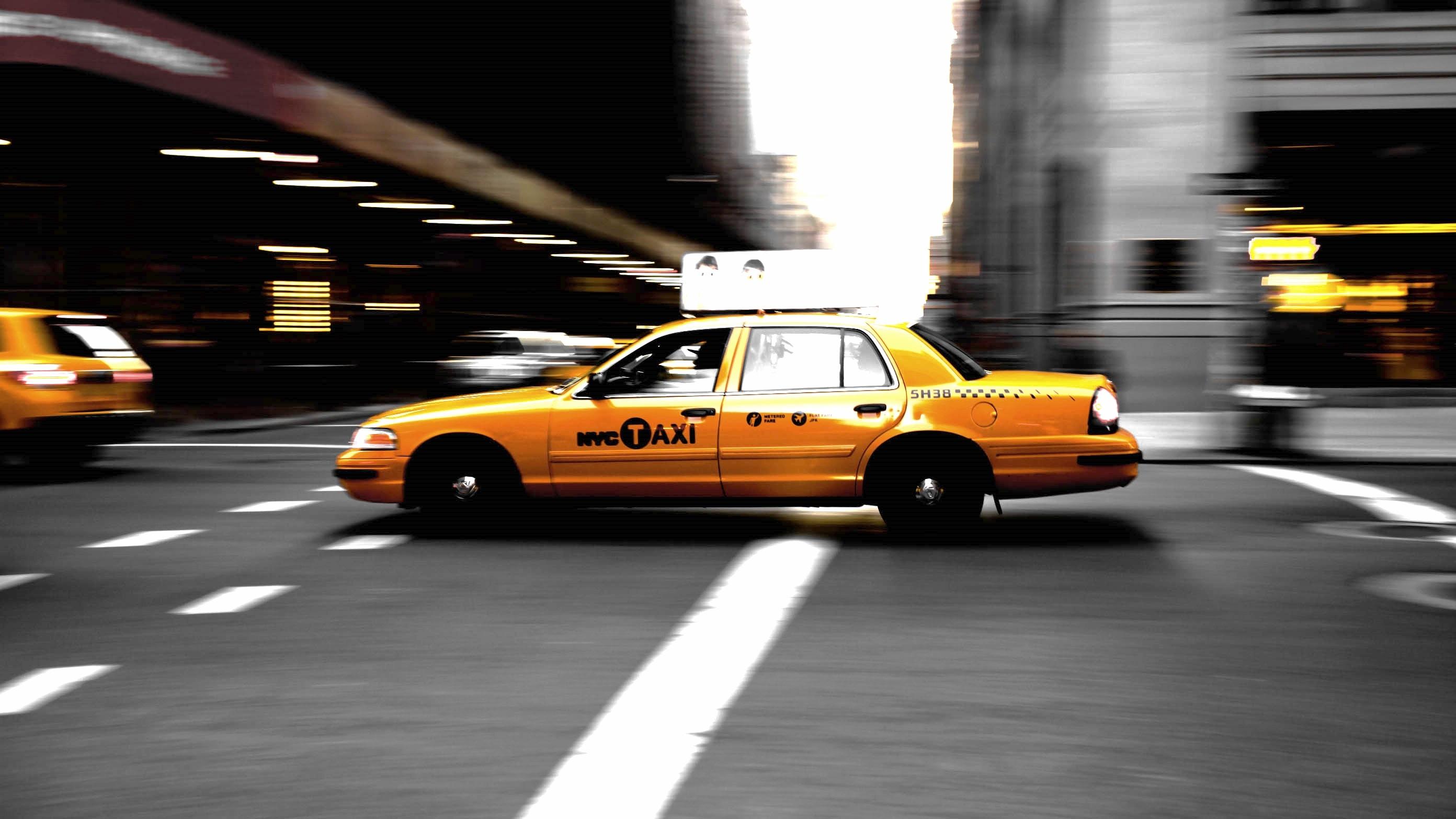 Nueva York de compras. NUBA Everywhere. Taxi NY
