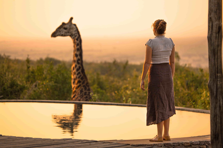 La aventura familiar para fin de año. Kenia. NUBA Everywhere. Jiraga en masai mara