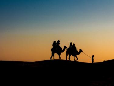 En busca de los Reyes Magos. Marruecos sur. NUBA Everywhere. Camello