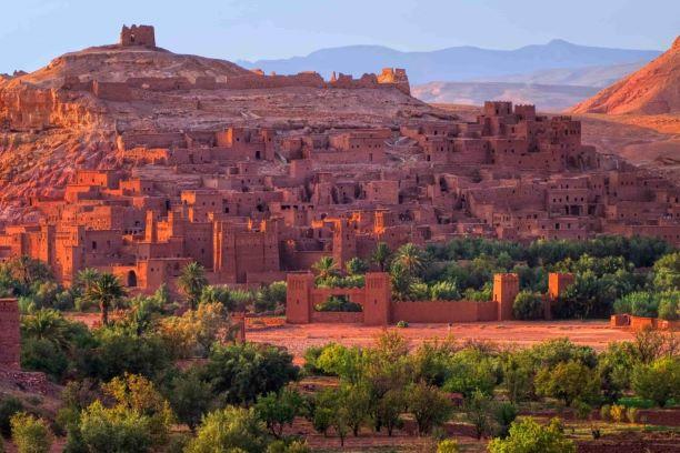 Marrakech. Lujo gastronómico. Nuba everywhere. Ait Ben Hadu