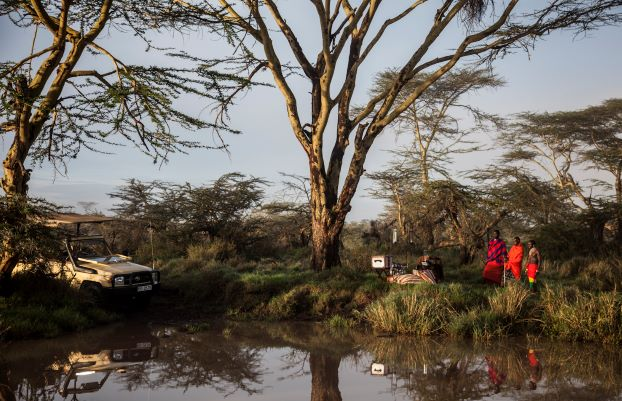 La aventura familiar para fin de año. Kenia. NUBA everywhere. Masai Mara