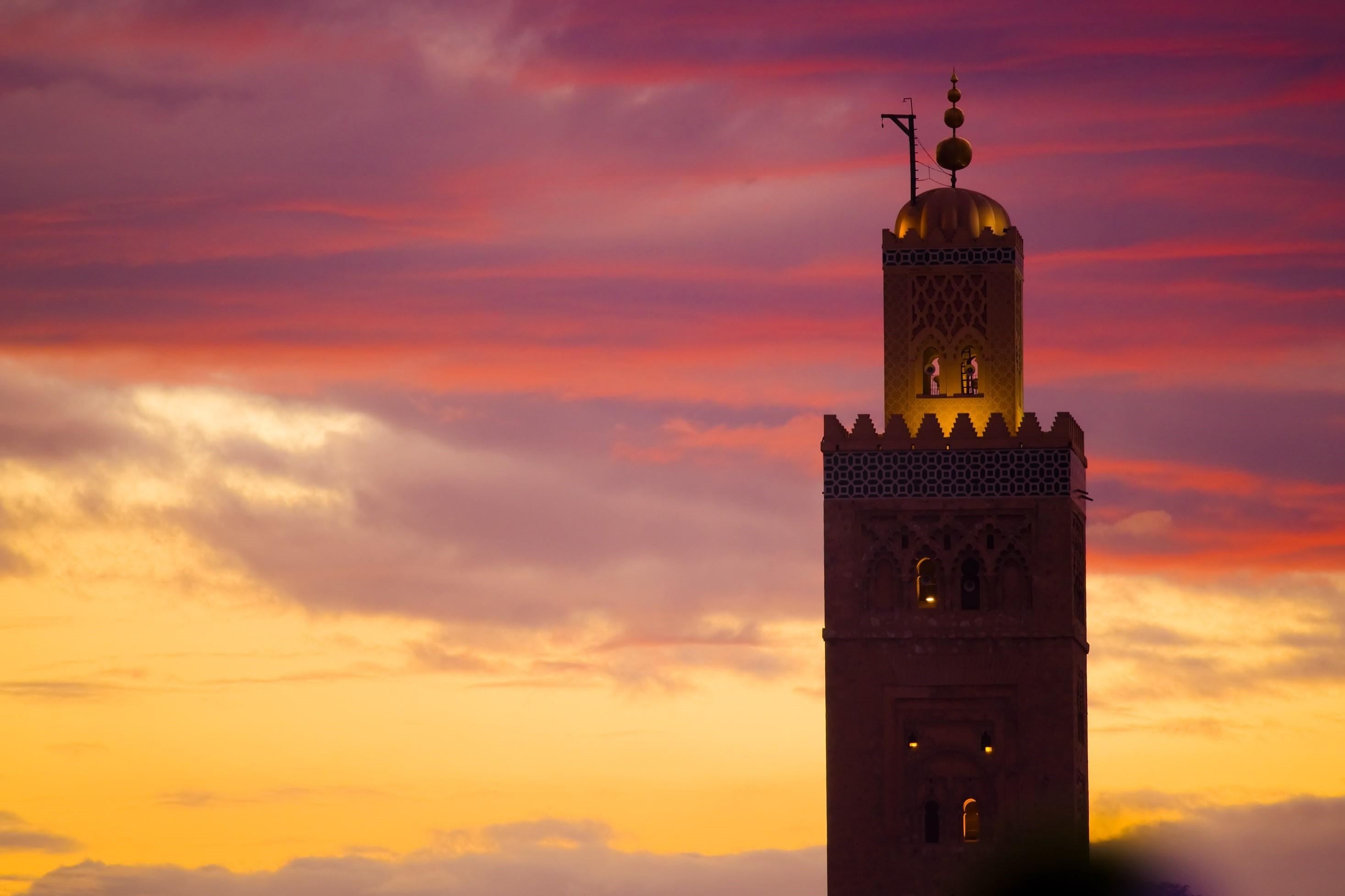 Marrakech. Lujo gastronómico. Nuba everywhere. Koutobia