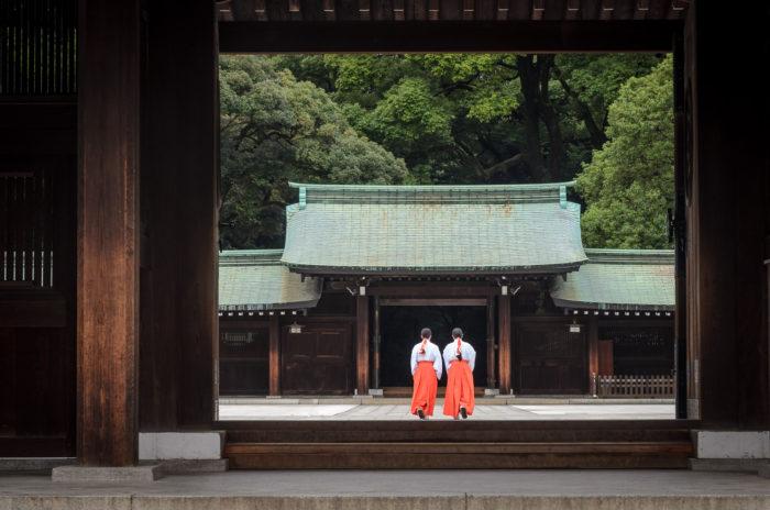 Geishas y samurais. Japón. NUBA everywhere. Meiji