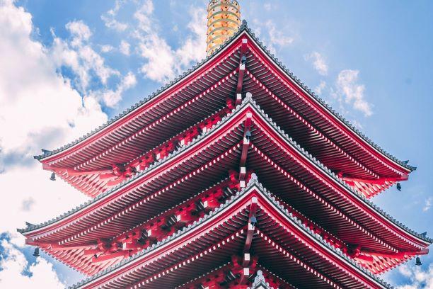 Geishas y samurais. Japón. NUBA everywhere. Templo sensoji