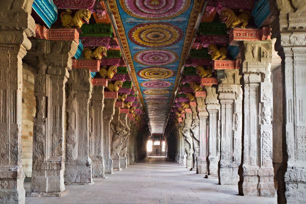 El corazón de un gran país. India del Sur. NUBA everywhere. Meenakshi Madurai